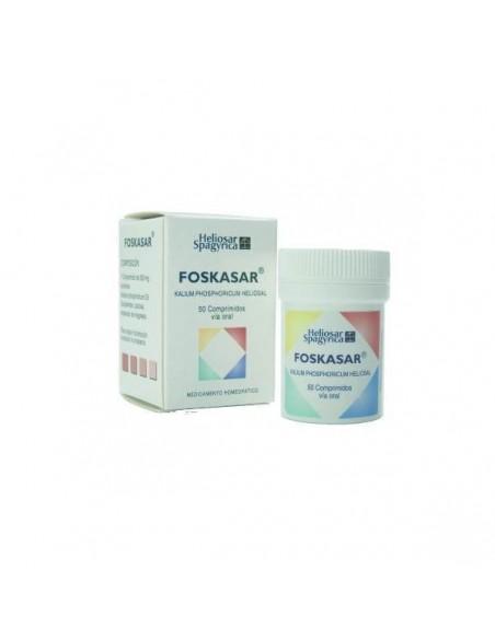 Heliosar Spagyrica Foskasar 50 comprimidos