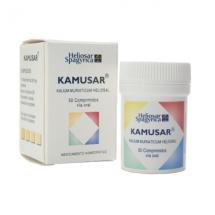 Heliosar Spagyrica Kamusar 50 comprimidos