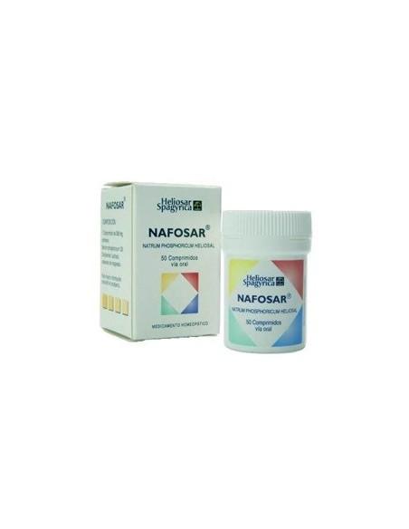 Heliosar Spagyrica Nafosar 50 comprimidos