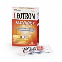 Leotron Fast energy 10 Sobres Bucodispersables
