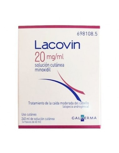 Lacovin 20 mg/ml 240 mL