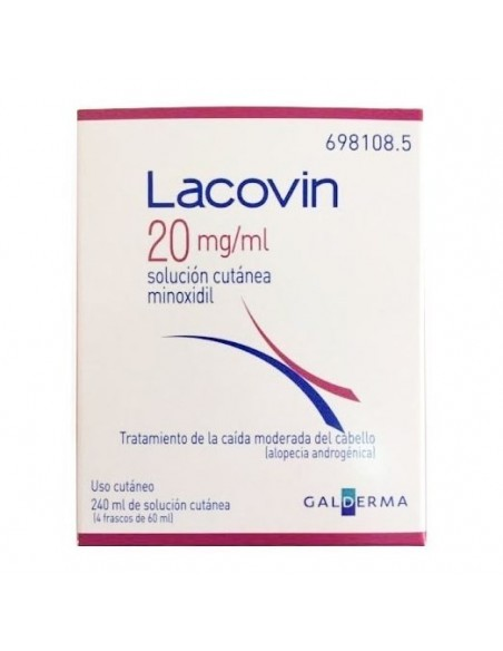 Lacovin 20 mg/ml 4 X 60 mL