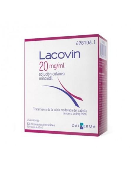 Lacovin 20mg/ml 2 X 60 mL