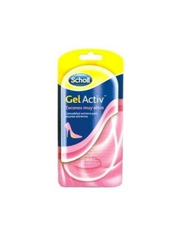 Plantilla Gel Activ Mujer Tacon Muy Alto