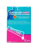 Gaviscon Forte 12 Sobres 10 ml Suspension Oral