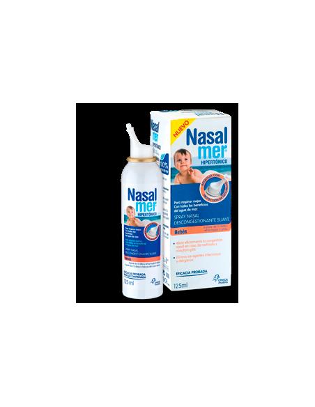 Nasalmer Bebes Hipertonico 125 mL