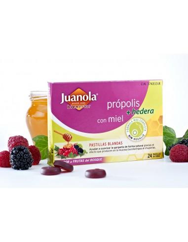 Juanola Propolis hiedra y Miel