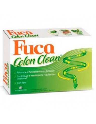 Fuca Colon Clean 30 Comprimidos