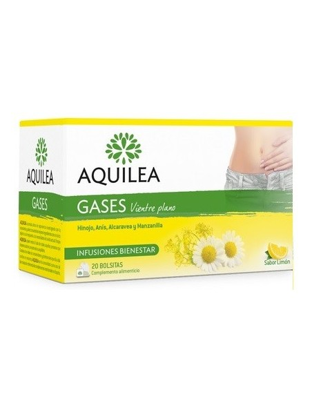 Aquilea Gases Infusion 20 Bolsitas
