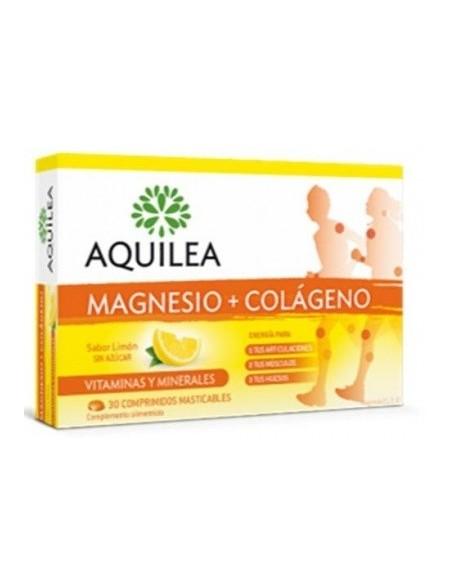 Aquilea Magnesio + Colageno 30 Comprimidos