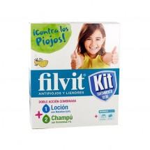 Filvit Pack Locion 100 + Champu Antipiojos 100 mL