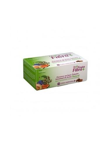Fruta + Fibra 12 Cubos Masticables