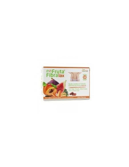 Fruta + Fibralax 12 Cubos Masticables