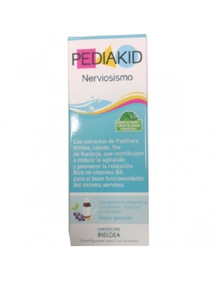 Pediakid Nerviosismo 125 mL