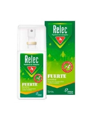 Relec Fuerte Sensitive 75 mL