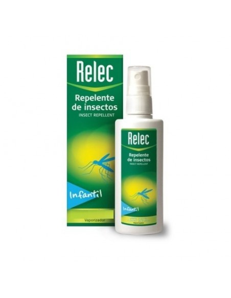Relec  Antimosquitos Infantil + 12 meses Spray 125 mL