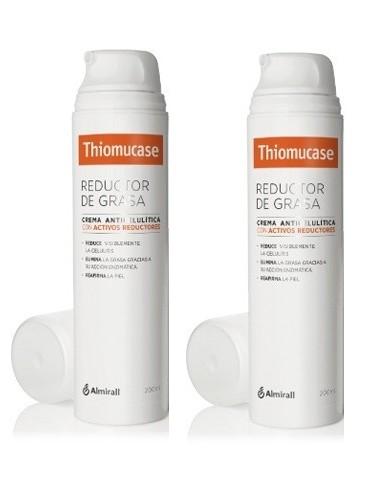 Thiomucase DUPLO 200 mL + 200 mL Crema