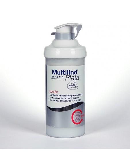 Multilind  Micro Plata Locion 500 mL