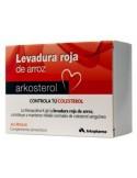 Arkosterol Levadura Roja de Arroz + CoQ10 60 Capsulas