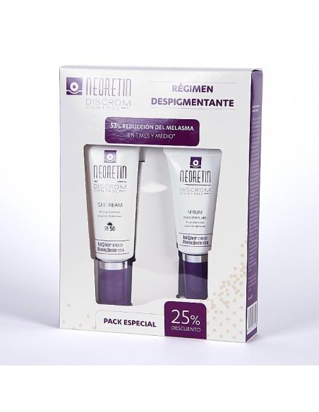 Neoretin Gelcream SPF 50+ 40mL + Neoretin Serum 30 mL