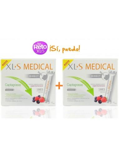 XLS Medical Captagrasas 2 X 90 Sticks