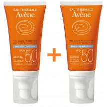 Avene Emulsion Oil Free Spf 50+ 2 X 50ml