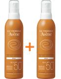 Avene Loción Fps 50+ Spray 2 X 200ml