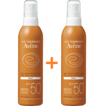 Avene Loción Fps 50+ Spray 2 X 200ml