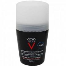 Vichy Homme Desodorante Antitranspirante 48 h Roll on 50 mL