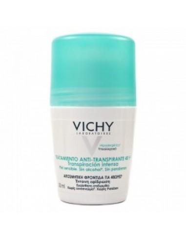 Vichy Desodorante Antitranspirante 48 h Roll On 50 mL