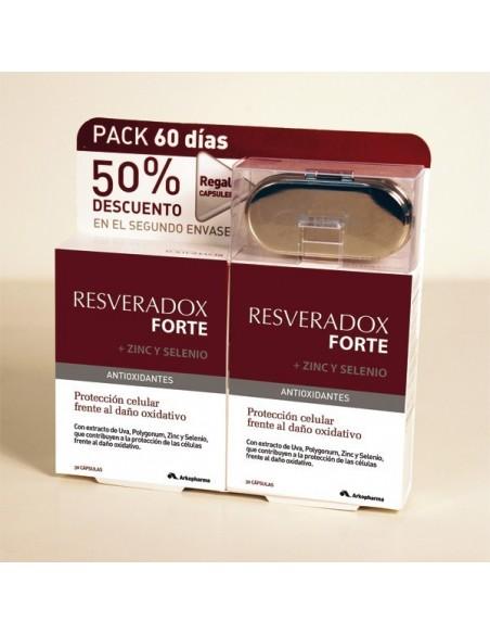 Resveradox Forte 30 + 30 Capsulas