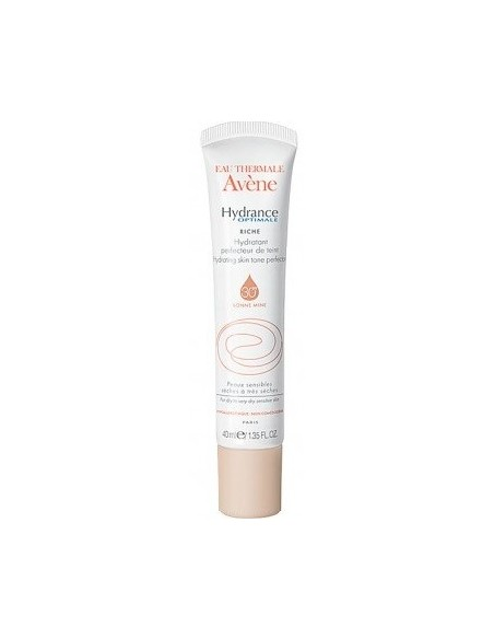 Avene Hydrance Rica Perfeccionadora del Tono SPF 30 40 mL