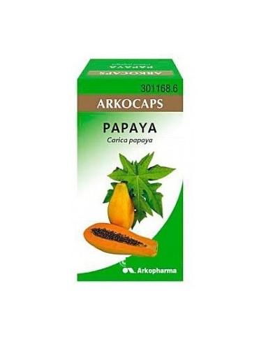 Arkocapsulas Papaya 42 Capsulas