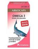 Arkocapsulas Omega 3 Aceite de Pescado 50 Capsulas