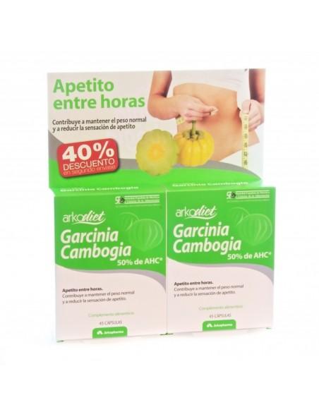 Arkodiet Garcinia Cambogia 2 x 45 capsulas