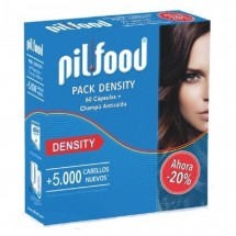 Pilfood Pack Density 60 Capsulas + Champu 200 mL