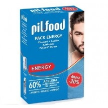 Pilfood Pack Energy Locion 125 mL + Champu 200 mL