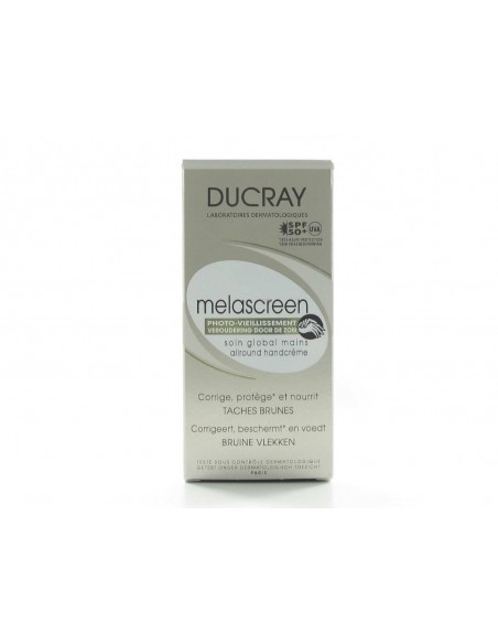 Melascreen Crema de manos 50mL