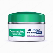 Dermatoline Antiarrugas Lift Effect Crema de Noche 50 mL