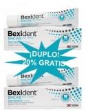 Bexident Encias Uso Diario Pasta 2 x 125 mL