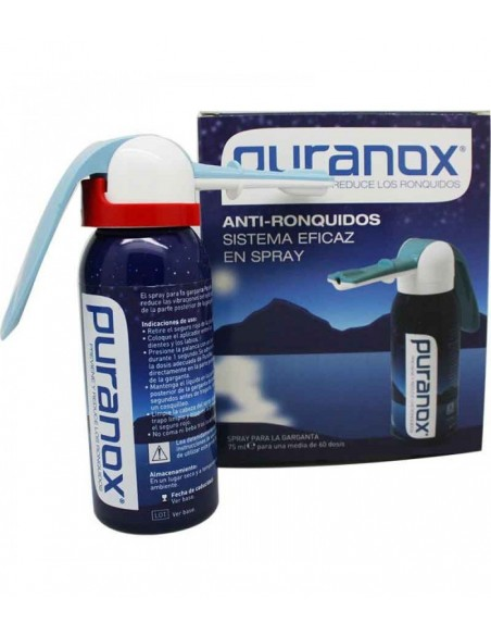 Puranox Spray Anti-Ronquidos 45 mL