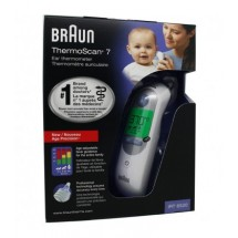 Braun Temometro Thermoscan IRT 6520