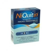 Niquitin Parche 14 mg 7 Unidades