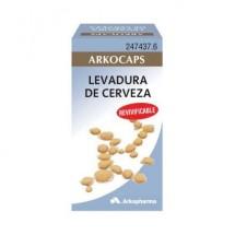 Arkocapsulas Levadura de Cerveza 48 Capsulas