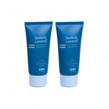 Lambda Control Desodorante Crema 2 x 50 mL