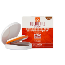 Heliocare Compacto Oil Free Fps 50 Brown 10g