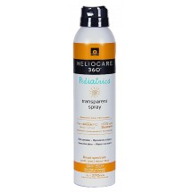 Heliocare 360 Transparent Spray Pediatrics 200 mL