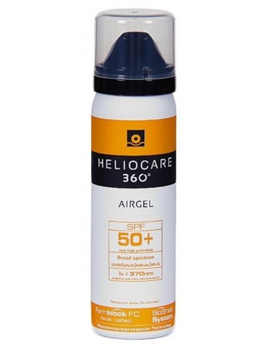 Heliocare 360 Spf 50+ Airgel 60ml