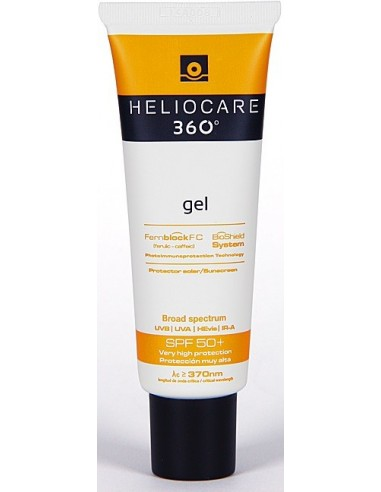 Heliocare 360 SPF 50+ Gel 50 mL