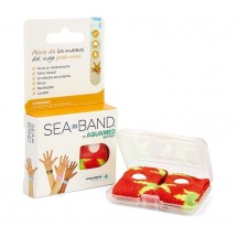 Pulsera Antimareo Niños Sea Band Aquamed 2 Unidades